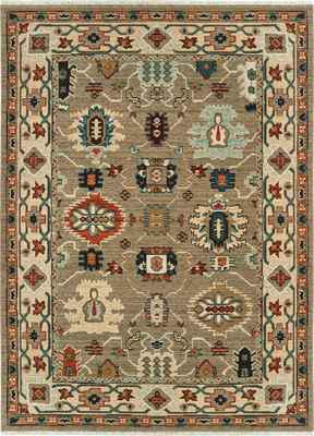Oriental Weavers Anatolia 530U3 Brown