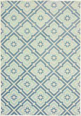 Oriental Weavers Barbados 1801H Blue/Navy