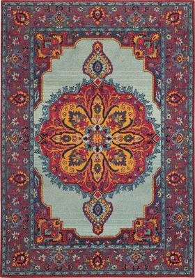 Oriental Weavers Bohemian 3339M Blue/Navy