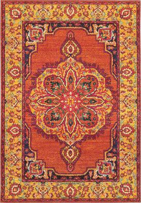 Oriental Weavers Bohemian 3339Y Orange/Rust