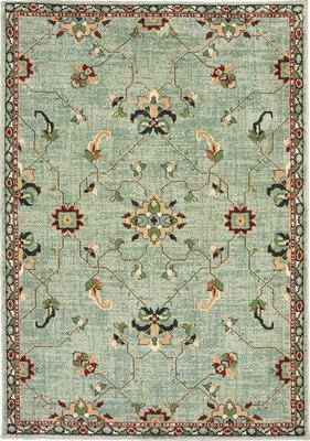 Oriental Weavers Dawson 8262C Green