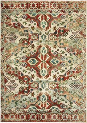 Oriental Weavers Dawson 8533A Orange/Rust