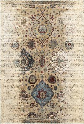 Oriental Weavers Empire 028W4 White/Ivory