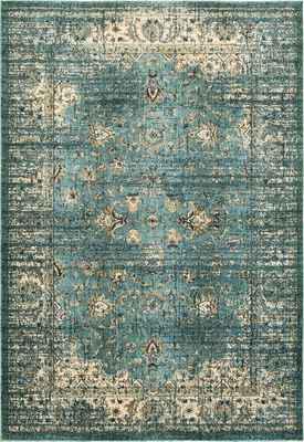 Oriental Weavers Empire 114L4 Blue/Navy