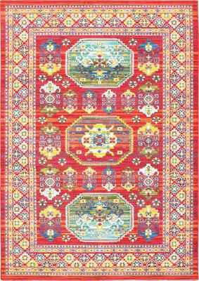Oriental Weavers Joli 003R4 Red/Burgundy