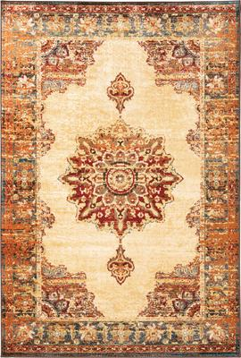Oriental Weavers Juliette 8120W Yellow/Gold
