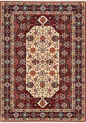 Oriental Weavers Lilihan 1802W Red/Burgundy