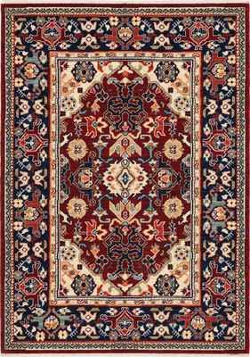 Oriental Weavers Lilihan 2062R Red/Burgundy