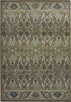Oriental Weavers Raleigh 655Q5 Green