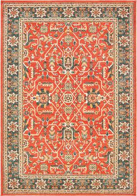Oriental Weavers Toscana 9537C Orange/Rust