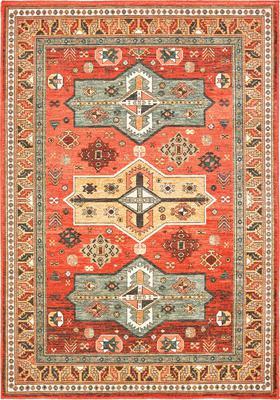 Oriental Weavers Toscana 9571A Orange/Rust